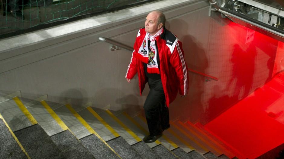 Uli Hoeneß, FC Bayern München, Selbstanzeige, Steuerhinterziehung