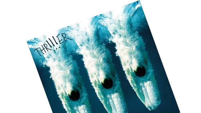 """Das Album """"Thr!!!er"""" von !!!"""