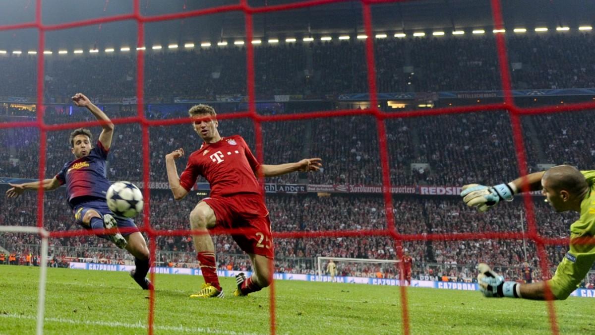 Ein Bayern-Tor kostet 1,28 Millionen