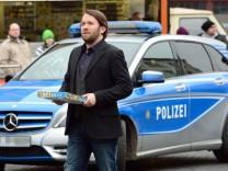 Christian Ulmen Dreharbeiten Tatort Weimar