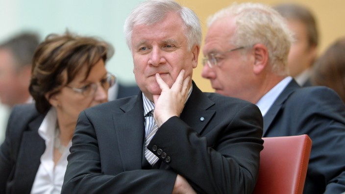 Steueraffäre: Ministerpräsident Horst Seehofer