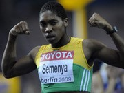 Leichtathletik-WM: Caster Semenya