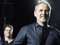 Reinhold Beckmann, Band, Berlin
