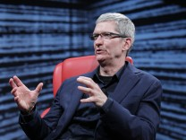 Apple-Chef Tim Cook Auktion Kaffee Ebay