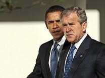 George W. Bush Barack Obama Museum