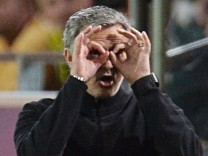 José Mourinho Real Madrid