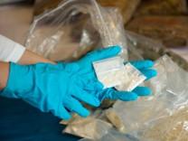Drogen in Deutschland: Crystal Meth immer beliebter