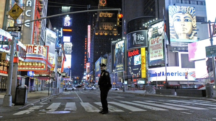 Attentäter Boston, Times Square, New York, Bombe, USA