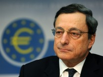 Mario Draghi, EZB, EZB-Präsident, Europäische Zentralbank
