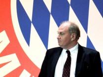 FC Bayern München, Uli Hoeneß, Steueraffäre, Steuerhinterziehung, Fußball Bundesliga