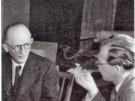 Richter Michael Musmanno und Hitlers Friseur August Wollenhaupt