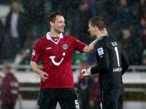 SpVgg Greuther Fürth - Hannover 96