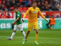 Bayer 04 Leverkusen v SV Werder Bremen - Bundesliga