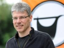 Stefan Körner ist Landesvorsitzender der Piratenpartei Bayern