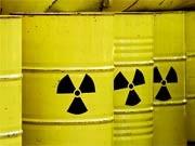 Atommüll. ddp