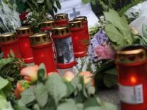 Landrat Rüdiger Butte in Hameln erschossen