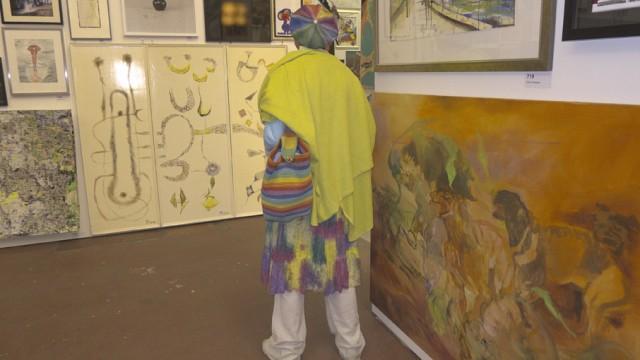 Kunstaustellung