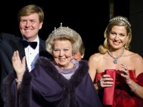 Dinner at the Rijksmuseum - Queen Beatrix Abdication and King Wil