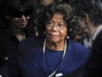 Katherine Jackson, die Mutter des 2009 verstorbenen Popstars Michael Jackson (Archivbild von 2011)