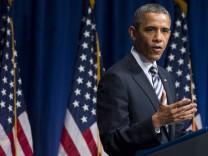 Obama erhöht Druck auf Syrien