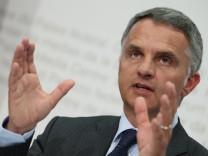 Schweiz offen für neue Verhandlungen über Steuerabkommen mit Deutschland, so Außenminister Didier Burkhalter