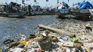 Plastikmüll in den Ozeanen Giftige Plastikstrudel im Meer