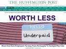 Huffington Post Website