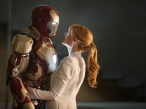 "Der Film ""Iron Man 3"" mit Robert Downey Jr. im Kino"