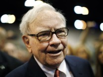 Warren Buffett, Twitter