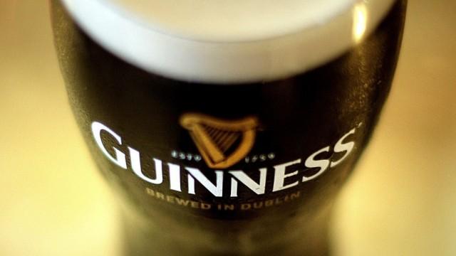 Guinness-Bier aus Belfast