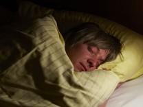 Menschen schlafen unterschiedlich lange