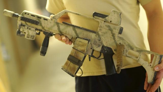Sturmgewehr G36, G36, Heckler & Koch, Mexiko