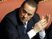 Mediaset-Prozess gegen Silvo Berlusconi wird fortgesetzt