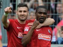 SC Freiburg v FC Augsburg - Bundesliga Cedrick Makiadi