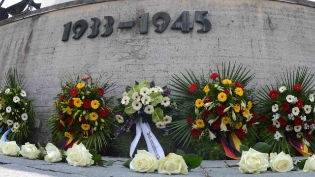 Dachau Befreiungsfeier
