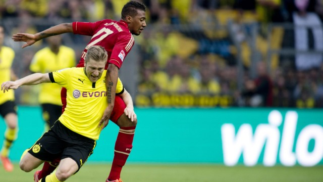 FC Bayern Borussia Dortmund, BVB Fußball Champions League