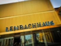 Erweiterungsbau des Lenbachhauses in München, 2013