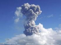 Vulkan Mayon Philippinen Unglück, Bergsteiger, Deutsche, Tote, Unfall
