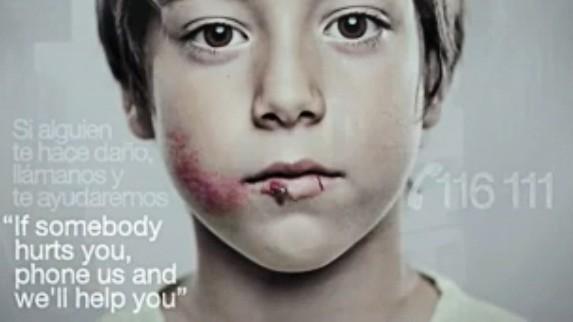 Kampagne in Spanien, Anar, Kindesmissbrauch
