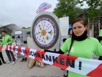 Oxfam Deutschland Hauptversammlung Allianz