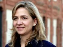 Spanische Königstochter Cristina