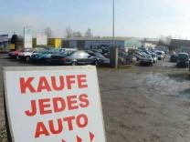 Gebrauchtwagen Gebrauchtwagenkauf Auto Autokauf Autohändler