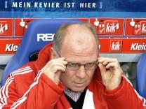 FC-Bayern-Aufsichtsratschef Uli Hoeneß in seiner Zeit noch als Manager