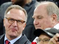 FC Bayern, München, Karl-Heinz Rummenigge und Uli Hoeneß