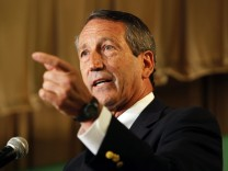 Mark Sanford, South Carolina, USA, Ehebruch, Republikaner