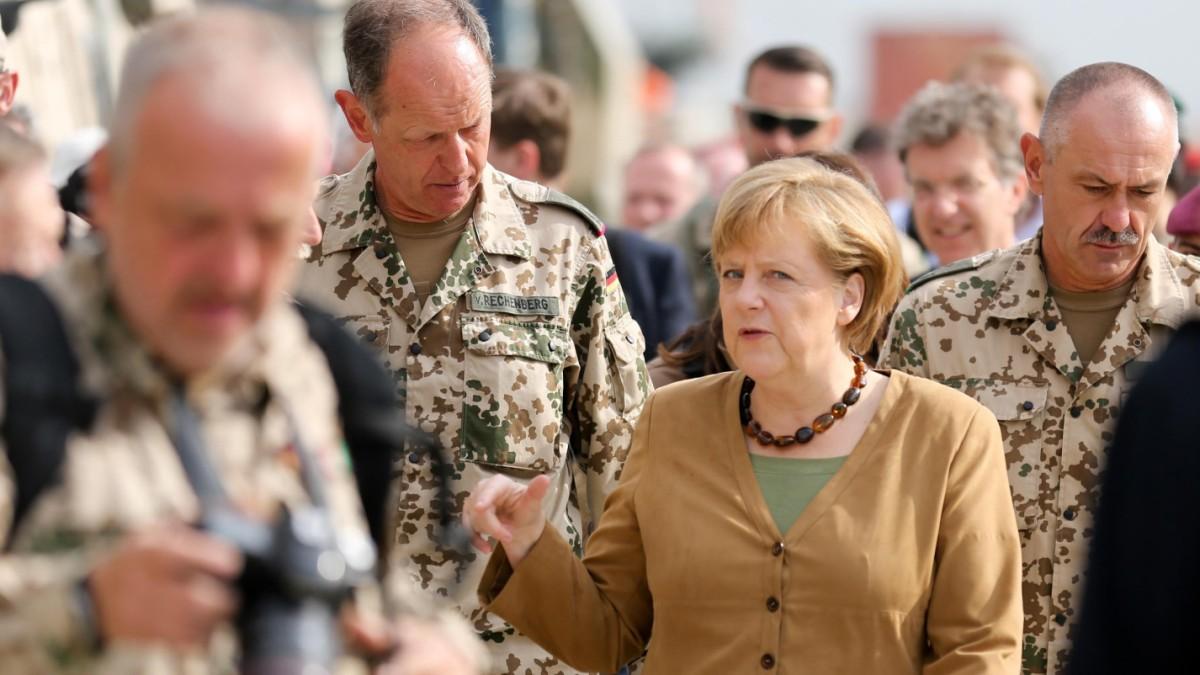 Merkel besucht überraschend Afghanistan