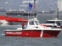Artemis Yacht Racing, Andrew Simpson, Olympiasieger tot