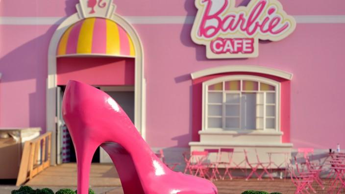 Erlebniswelt Barbie Dreamhouse in Berlin