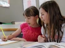 Schule Schulunterricht Mädchenschule Gemeinschaftsunterricht