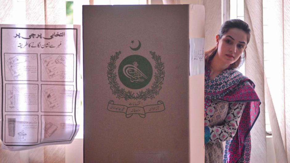 Pakistan general elections